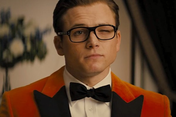 Kingsman The Golden Circle Eggsy