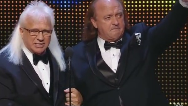 WWE Hall Of Fame 2017 Rock N Roll Express