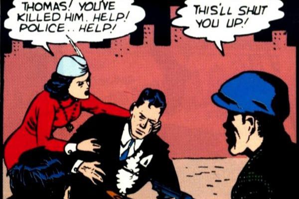 Joe Chill Batman