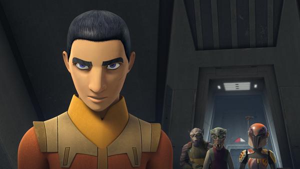 Star Wars Rebels Obi-Wan Maul