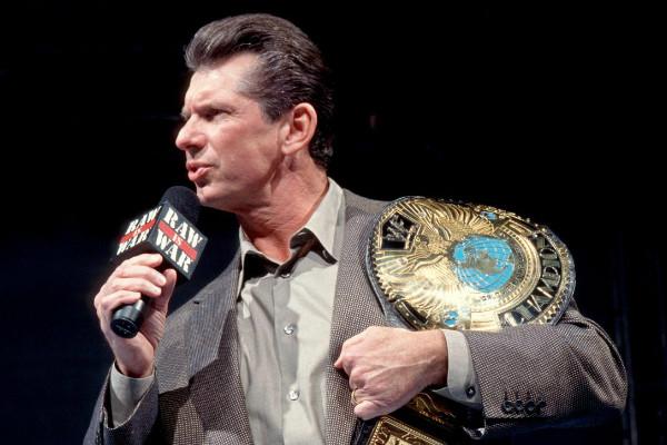Vince McMahon WWE Title