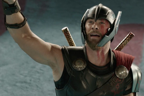 Thor Ragnarok Work