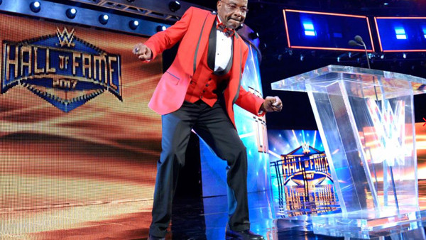 WWE Hall Of Fame 2017 Teddy Long