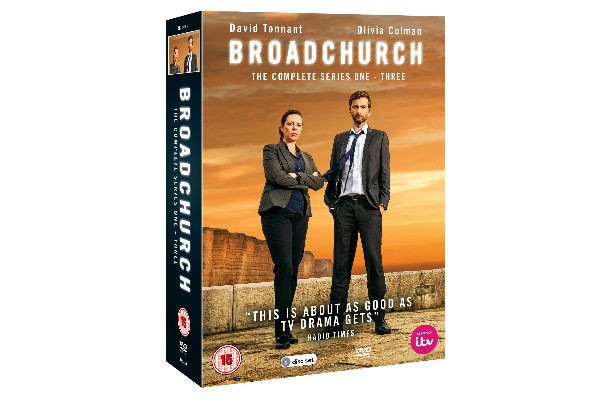 Broadchurch Box Set