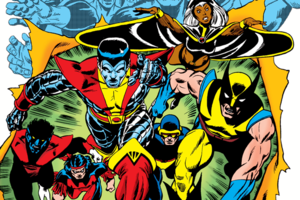 Giant-size x-men Cover