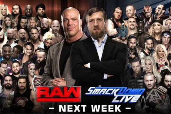 WWE планируют очередной Superstar Shakeup