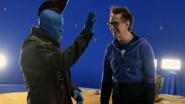 Guardians Of The Galaxy Vol 2 Michael Rooker James Gunn