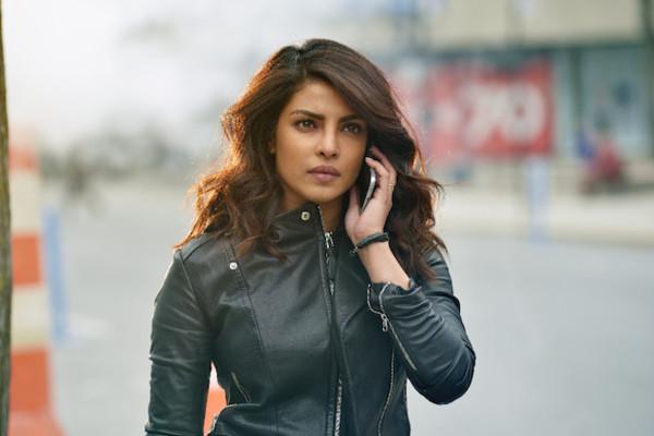 Quantico Priyanka Chopra