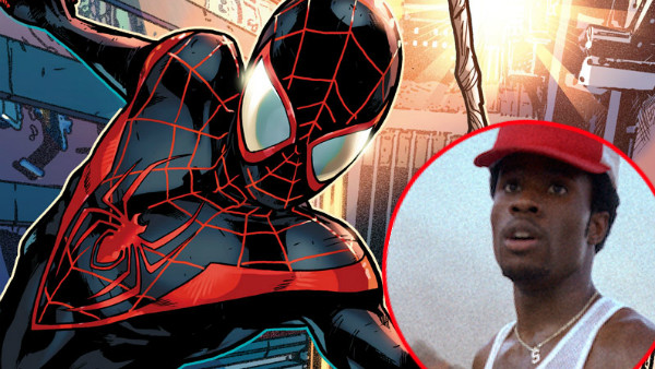 Sony S Animated Spider Man Movie Finds Its Miles Morales