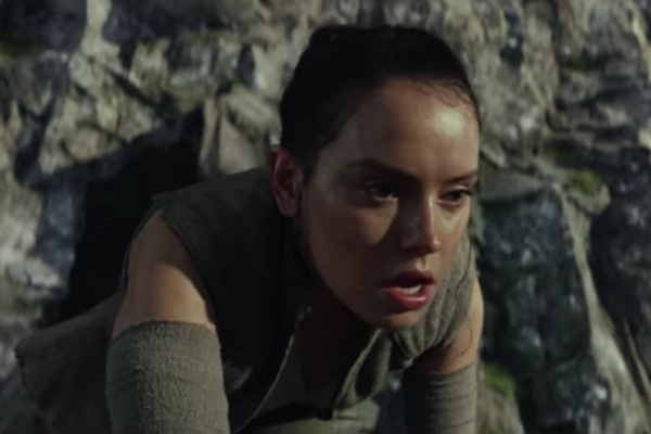 Star Wars The Last Jedi Trailer Rey
