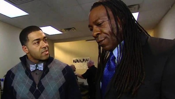 david otunga booker t
