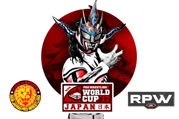 Japanese World Cup Qualifiers Hosted In Association With NJPW & RevPro