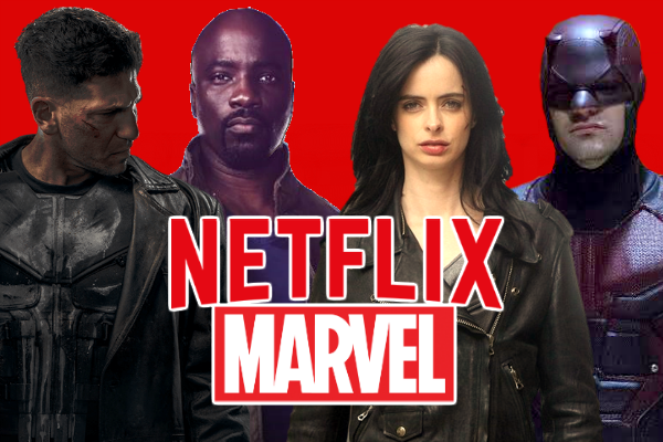 NEXT MARVEL SHOW ON NETFLIX