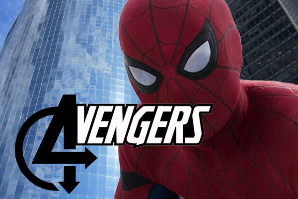 Avengers 4 Spidey