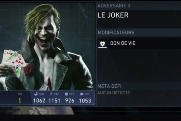 Injustice 2 Joker Leak
