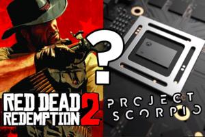 Red Dead Xbox Scorpio