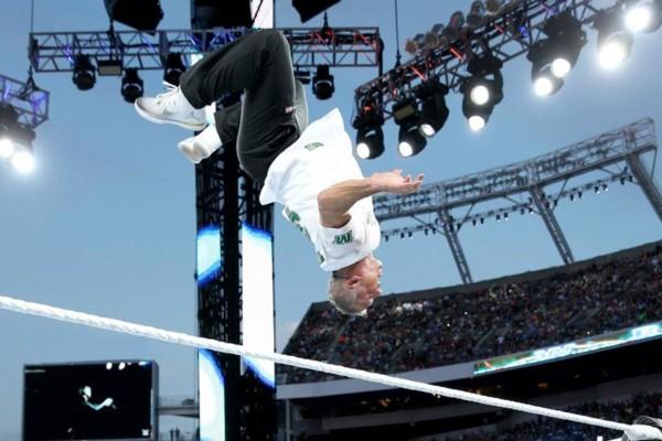 Shane McMahon WrestleMania 33