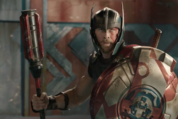 Thor Ragnarok New Weapons