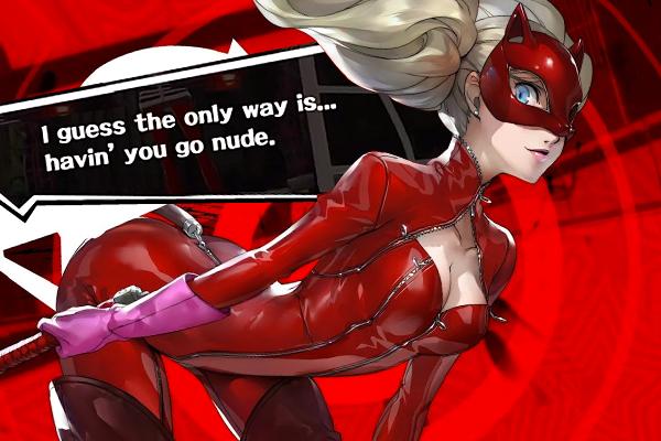 Persona 5 Ann 1