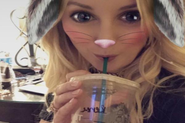 Renee Young Snapchat