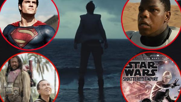 Star Wars The Last Jedi Trailer Easter Eggs