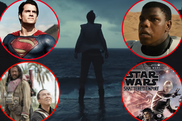 Star Wars The Last Jedi Trailer Easter Eggs