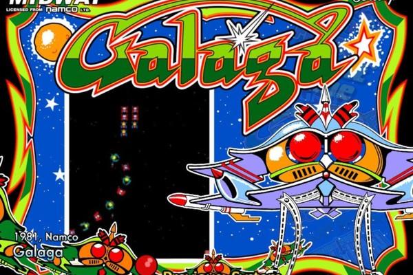 Galaga Game