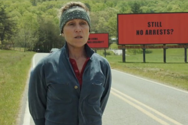 Three Billboards Outside Ebbing Missouri Trailer