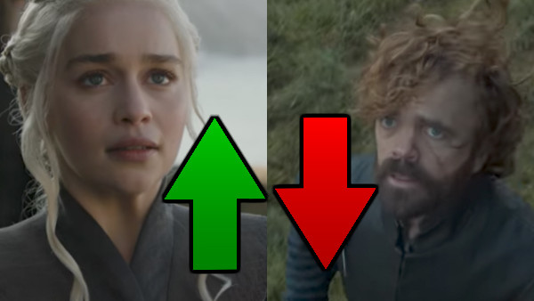Game Of Thrones Trailer Ups Downs