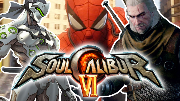 Soul Calibur 6: 10 Guest Characters Namco Must Consider