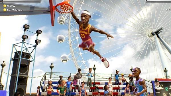NBA Playrgounds