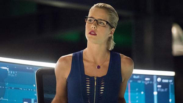 Arrow Felicity Smoak