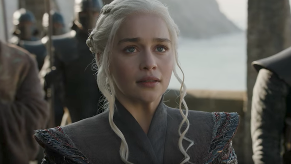 Game of Thrones Trailer Daenerys Dragonstone