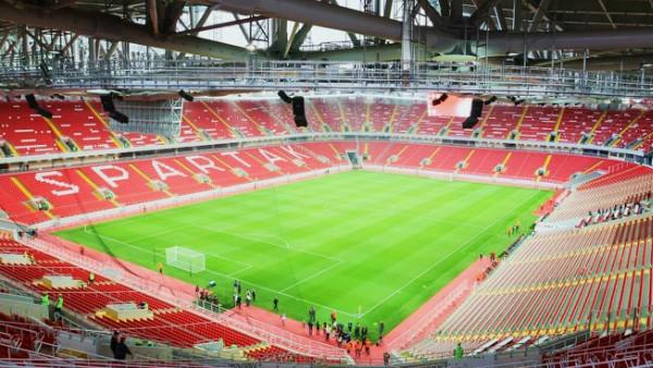Otkritie Arena Spartak Moscow