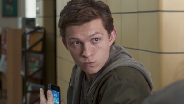 Spider Man Homecoming Peter Parker