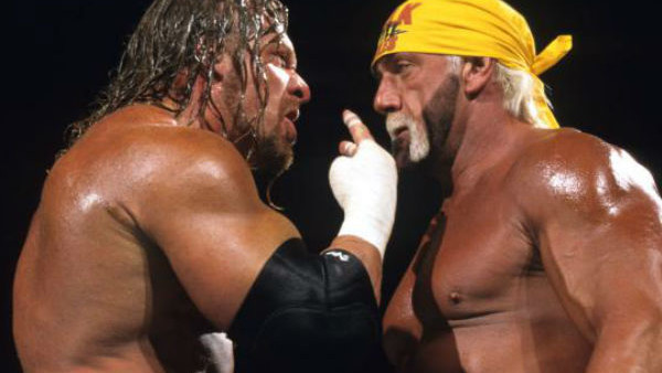 Triple H, Hogan