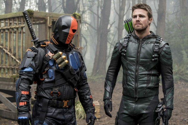 Arrow Deathstroke Oliver
