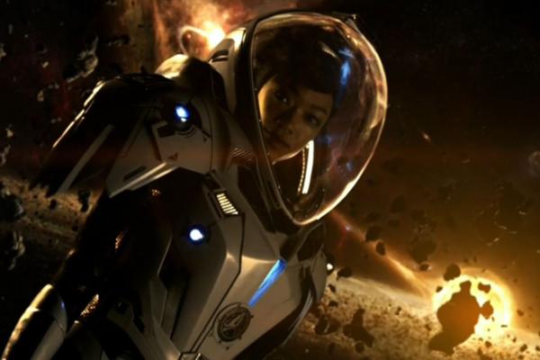 Star Trek Discovery Sonequa Martin-Green