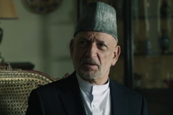 War Machine Ben Kingsley