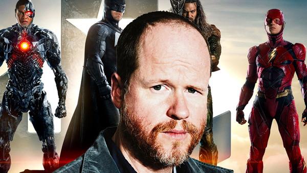 Joss Whedon Justice League