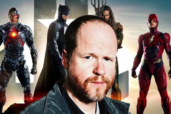 Joss Whedon Justice League