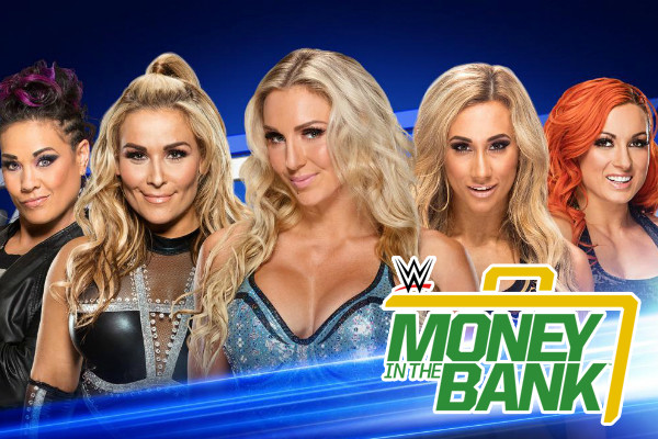 Image result for First wever Women's MITB ladder match announced on SmackDown Live