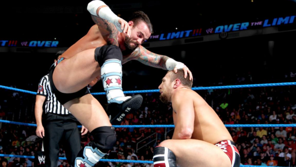 CM Punk Daniel Bryan Over The Limit
