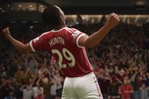 FIFA 17 The Journey Alex Hunter
