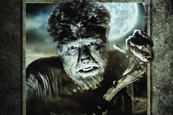 Wolfman Legacy