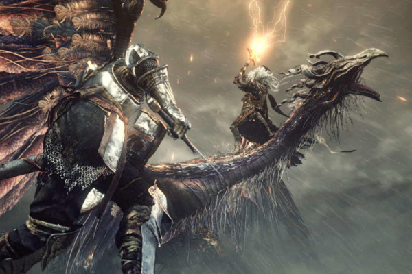 Dark Souls Ii Out Stunning Wallpapers High Quality: Dark Souls 3: Ranking Every Boss From Worst To Best
