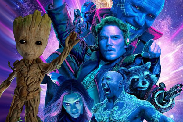 Guardians Of The Galaxy Vol 2 Header