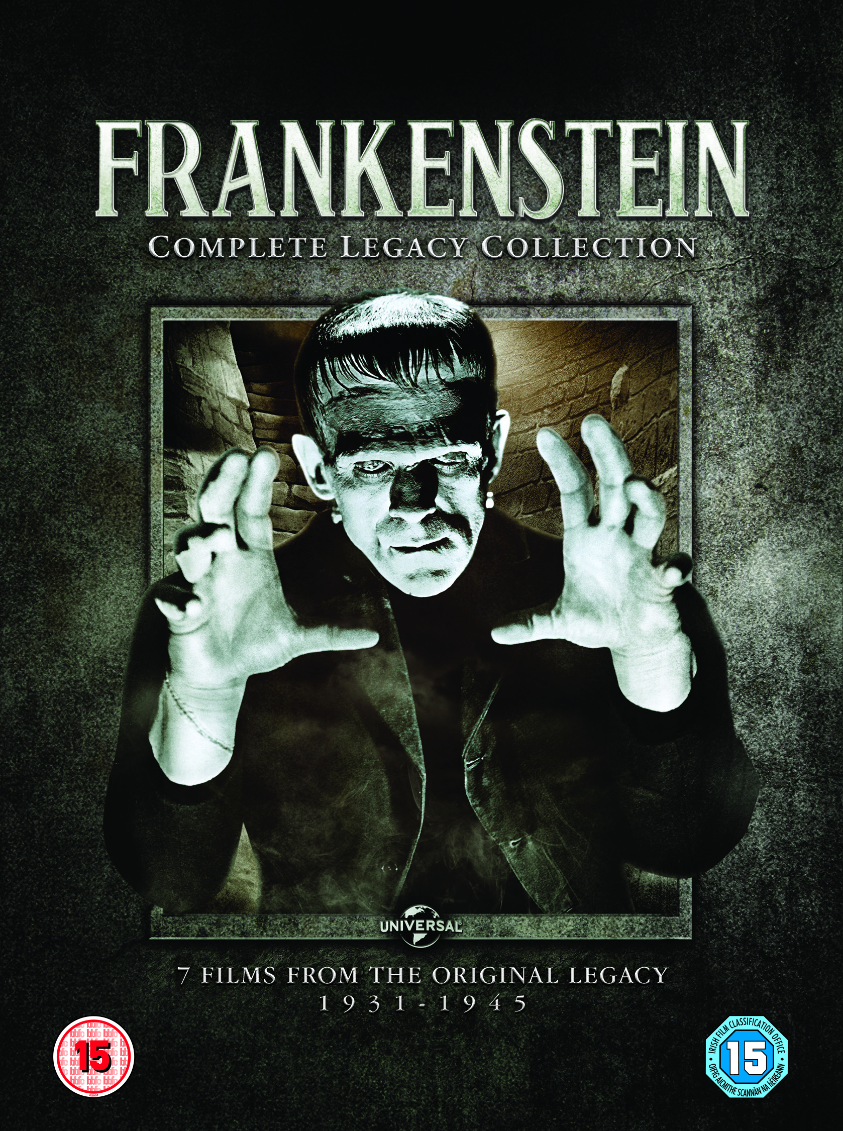frankenstein playing god