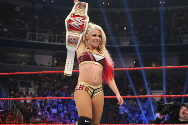 WWE Payback 2017 results: Alexa Bliss wins Raw women's championship from Bayley