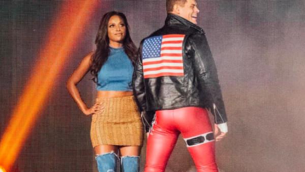 Cody Rhodes Brandi